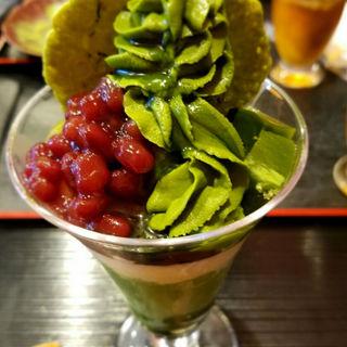 抹茶パフェ(京煎堂 祇園本店 )