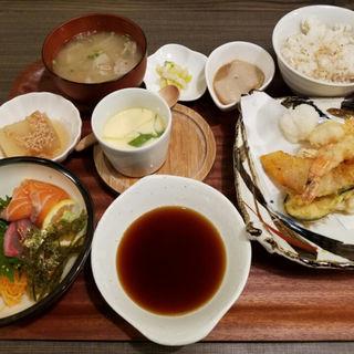 天ぷら御膳(益正 ゆめタウン博多店 (マスマサ))