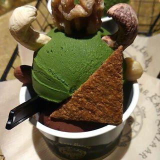 利休&カカオ(ファーイーストバザール 福岡パルコ店)