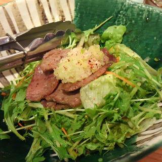 牛タンサラダ(たんか (TANCA))