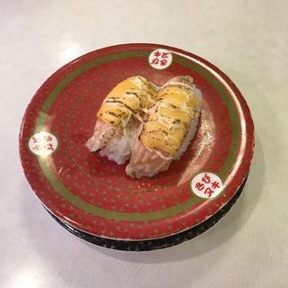 炙りとろサーモンチーズ(はま寿司 小平中島町店 )