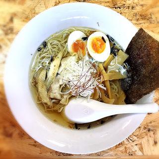 鶏塩らーめん(ゆうなみ 坂下店 )