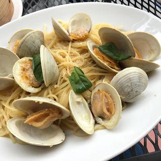 ホンビノス貝のボンゴレビアンコ(Italian Kitchen BUONO (イタリアンキッチン ブォーノ))
