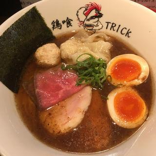 特製鶏と鰹の醤油(鶏喰 (~TRICK~))
