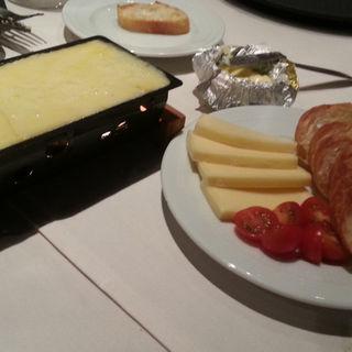 チーズフォンデュ(ホロホロ (brasserie holoholo))