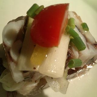 蛸のマリネ(キャンティ 西麻布店 )