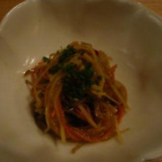 十種野菜のきんぴら(代官山 米花 )
