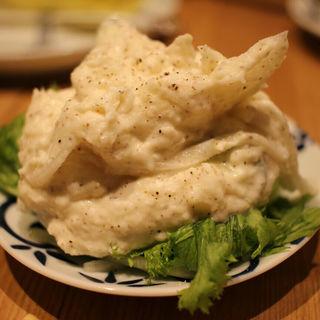 ポテトサラダ(焼鳥ふくなが)