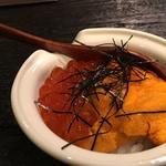 ミニウニいくら丼(碧海 (うみ))