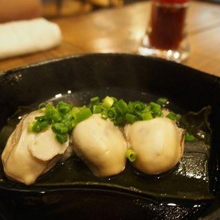 焼き牡蠣(あっけし 荻窪店 )