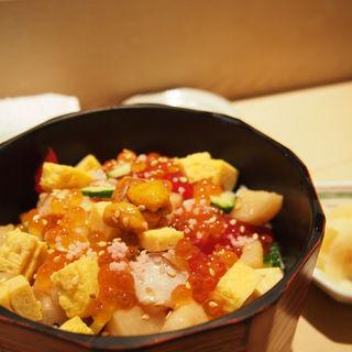 ちらし寿司(松栄 恵比寿 )