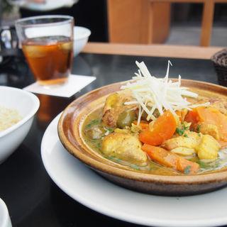 チキンとレモンのタジン鍋(シカダ (CICADA))