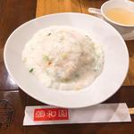 頤和園炒飯(蟹肉入りあんかけチャーハン)