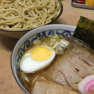 肉増しつけ麺(裏サブロン (【旧店名】カリフォルニアフュージョン))