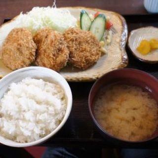ヒレカツ定食(とんかつ 杉 (とんかつ すぎ))