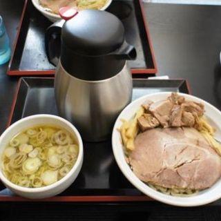 つけ麺 並(中華そば 二代目 高橋商店)