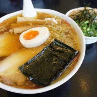 とっつあんらーめん(醤油味)(麺辰 )