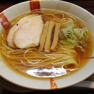 鶏だし醤油(麺組 (めんぐみ))