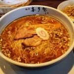 中華そばあっさり(中華そば 坂内製麺 )
