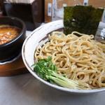 辛つけ麺大盛(つけ麺 うまづら )
