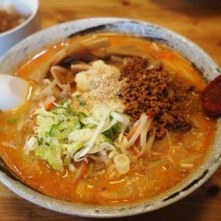 スタミナ味噌麺(ジャンプラーメン )