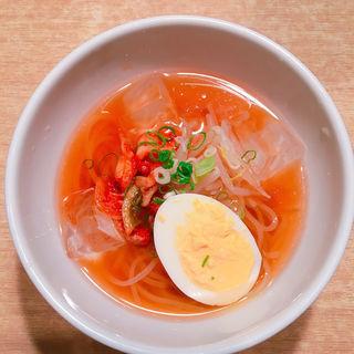 盛岡冷麺(七輪焼肉 肉屋 )