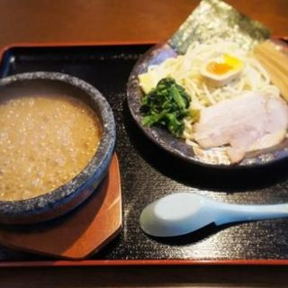 伊勢海老つけ麺(竹本商店 つけ麺開拓舎 仙台泉店 )