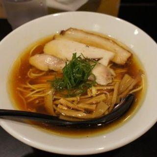 純鶏稲庭中華ソバ(ヘルズキッチン )