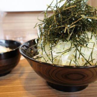 肉そばつけ麺(れいじ )