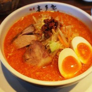 辛味噌中華そば(中華そば 坂内製麺 )