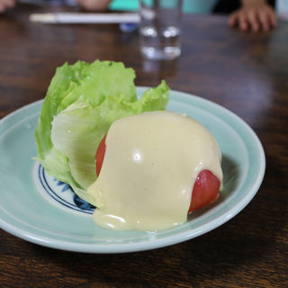 トマトサラダ(柏又 (かしまた))