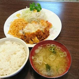 チキンかつチーズ焼き(キッチンTiKi (キッチン チキ))