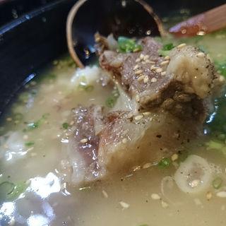牛テール雑炊(い志井 本店 (もつやきどころ・いしい))