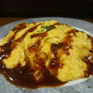 オムライス(レストラン ハッスル )