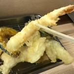 福天ぷら定食(えび)(天ぷら みうら)