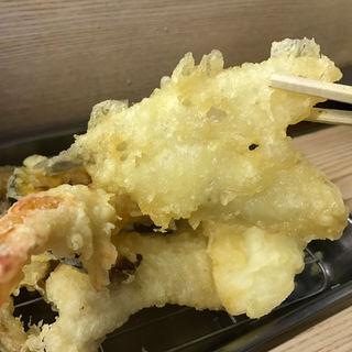 福天ぷら定食(フグ)(天ぷら みうら)