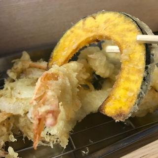 福天ぷら定食(かぼちゃ)(天ぷら みうら)