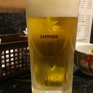 生ビール(こじま)
