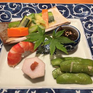 前菜コース料理(よしむら )