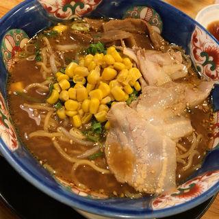 味噌らーめん(虹橋食堂 笹川通り店 (ニシバシショクドウ))