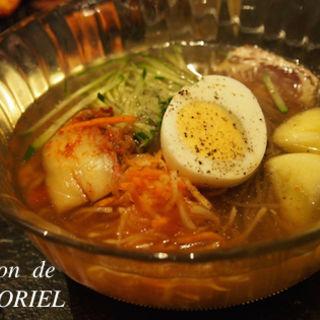 冷麺 レギュラー(鉢山 (ハチヤマ))