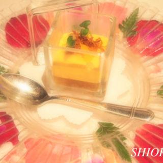 バターナッツかぼちゃのムース(MONNALISA)