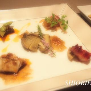 前菜5種(フィフティワンクラブ オールデイダイニングバー (fifty-one All-day dinin&bar))
