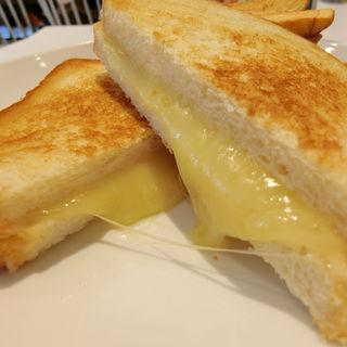 グリルチーズサンド(egg)