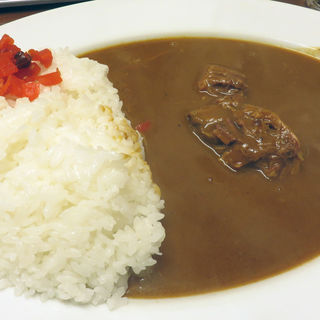 ビーフカレー(辛激屋 (シゲキヤ))