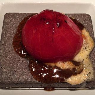 トマトの姿焼き(懐食みちば)