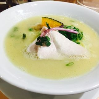 鶏白湯SOBA(銀座 篝 アトレ浦和店)