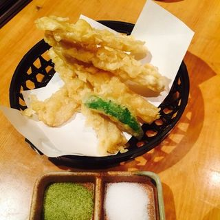ごぼうの天ぷら(長谷川 西新橋店 )