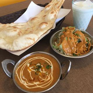ランチ チョイス セット(インド料理 シカール)