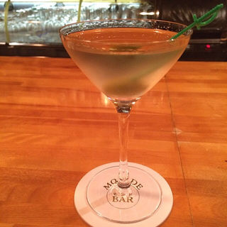 マティーニ(ブリューインバー・モンド(Brewin'bar monde)旧モンド・バー)